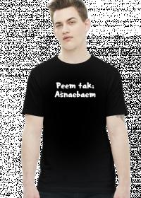 Peem tak: Aśnaebaem