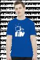 Koszulka Kill your TV
