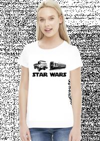 STAR WARS koszulka damska