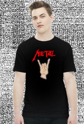 Koszulka metal