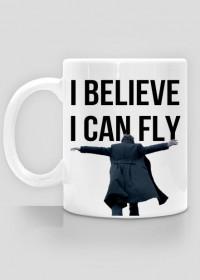 I believe I can fly - kubek