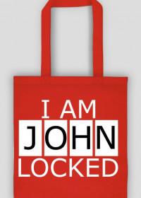 I am Johnlocked -  torba