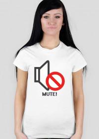 Koszulka Windows MUTE [WOMEN]