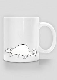 szczurek kubek