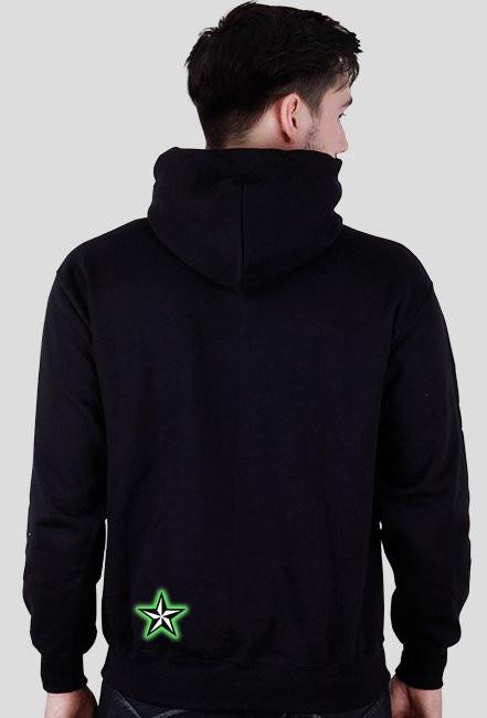 Bluza AJP (Zielony nadruk)