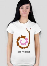 Koszulka damska DAJ MI CZAS