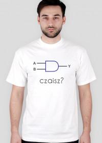 Koszulka bramka logiczna - ELEKTRONIK