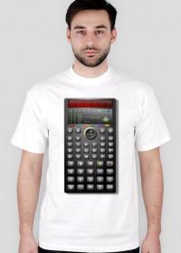 Koszulka dla matematyka KALKULATOR