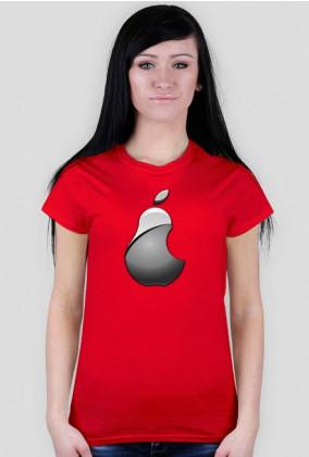 Koszulka apple / mac / ipad / iphone GRUSZKA [WOMAN]