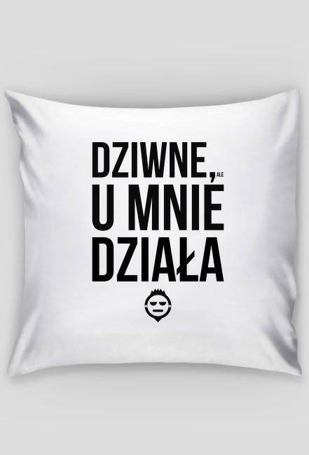 Poduszka - Dziwne, ale u mnie działa - dziwneumniedziala.com