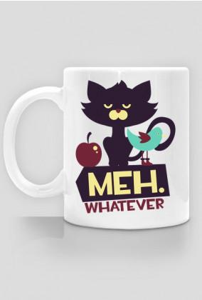Kubek - MEH. Whatever - prezent, prezent na święta, urodziny