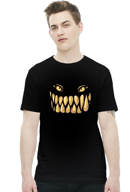 Koszulka - Gryzę - koszulki nietypowe, śmieszne - chcetomiec.cupsell.pl
