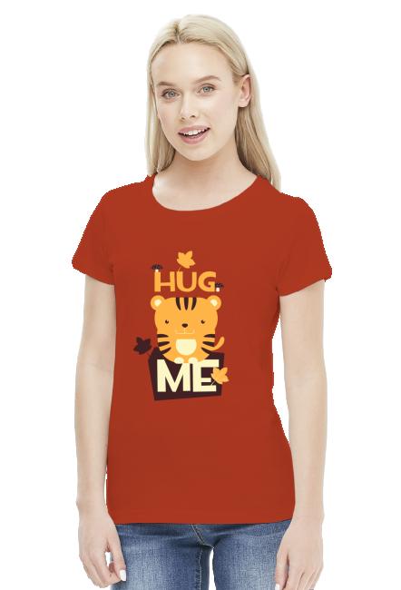 Koszulka - Przytul mnie - koszulki nietypowe, śmieszne - chcetomiec.cupsell.pl