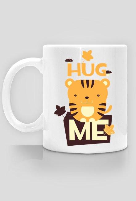 Kubek - Hug Me - chcetomiec.cupsell.pl - kubki na prezent, śmieszne kubki