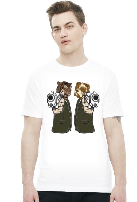 Koszulka - Uważaj - BB - chcetomiec.cupsell.pl - śmieszne koszulki