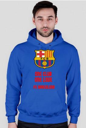 One Club One Love bluza z kapturem