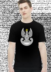 Koszulka z orłem wojsk lądowych