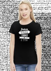 Koszulka - Zołza retro