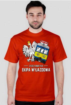 T-Shirt - Ekipa Wyjazdowa - Męski - MixKolorów