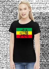 Rasta - koszulka damska
