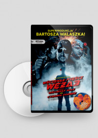 DVD Wściekłe Pięści Węża 3