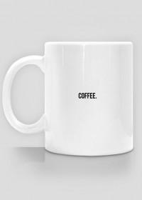 Coffee. Coz cocaine is a crime.