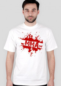 T-shirt MMA Splash