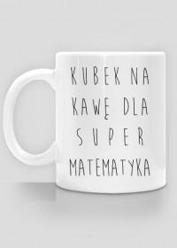 Kubek - KAWA MATEMATYKA