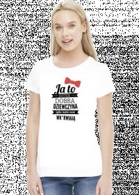 Koszulka - Ja to jestem