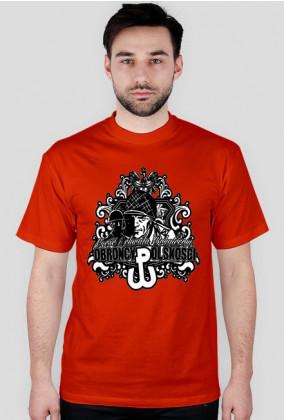 T-Shirt - Obrońcy Polskości - MixKolorów - Męski