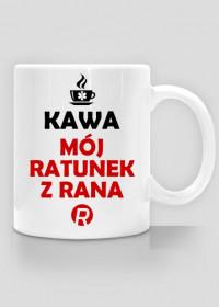 Kawa - moj ratunek z rana One