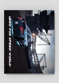 Need For Speed World Snowflake