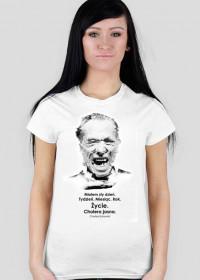 Damska koszulka Bukowski