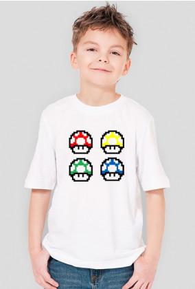 Mario grzyby dziecięca