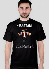 Koszulka męska xCaMeRaPL JAPATAM
