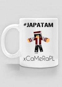Kubek xCaMeRaPL #JAPATAM