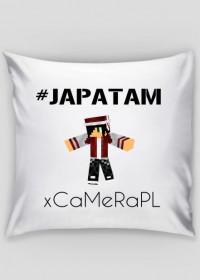 Poszewka xCaMeRaPL #JAPATAM