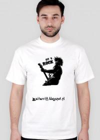 koszulka z let;s rock