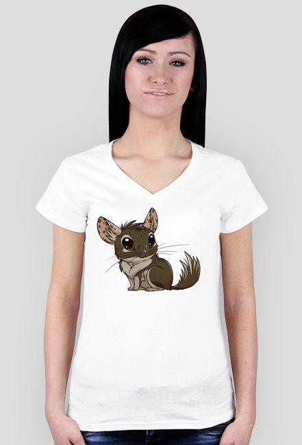 Koszulka - Brown Velvet