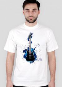 Fajna gitarowa koszulka