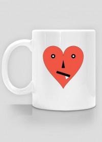 Wampirze Walentynki - kubek