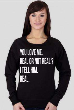 Real or not real ? - Igrzyska Śmierci