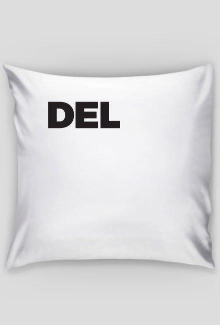 Poduszka DEL - CTRL ALT DEL - śmieszne gadżety dla informatyków - dziwneumniedziala.com