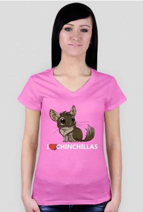 I LOVE CHINCHILLAS