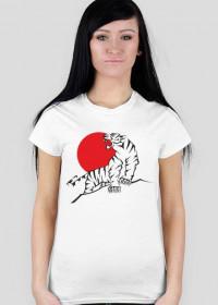 Tygrys I - koszulka damska