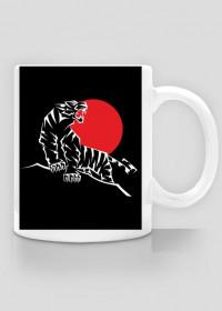 Tygrys - kubek + czarny