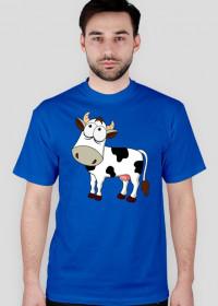 Krowa - koszulka zwykła
