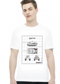 Panzerkampfwagen VI B Königstiger - białe tło
