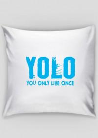 Poduszka #YOLO