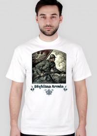 Koszulka - Błękitna Armia